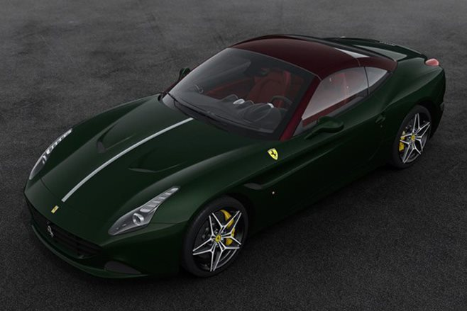 Ferrari California T retro livery 13
