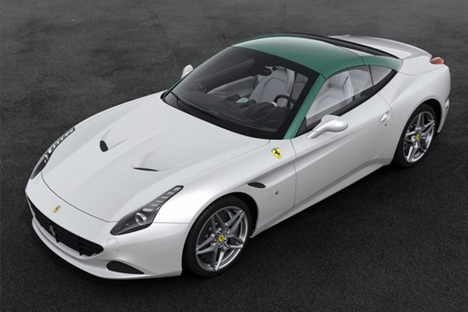 Ferrari California T retro livery 14