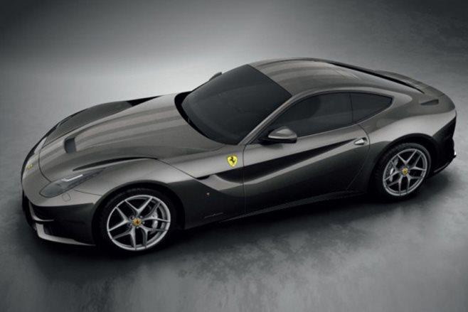 Ferrari F12 Berlinetta retro livery 17