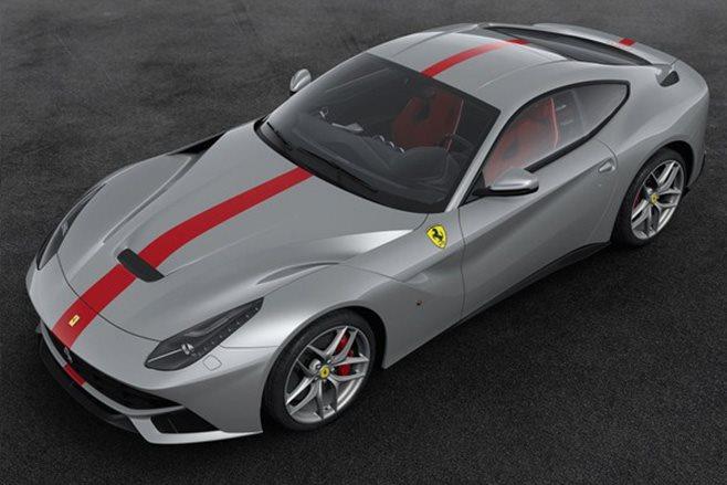 Ferrari F12 Berlinetta retro livery 21