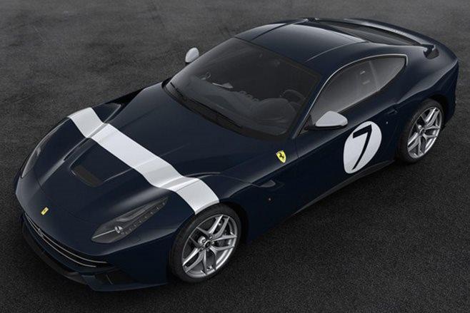 Ferrari F12 Berlinetta retro livery 28