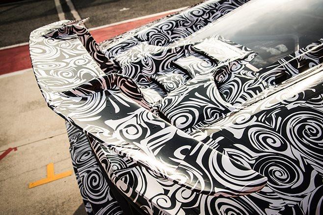 Lamborghini Huracan Performante spoiler