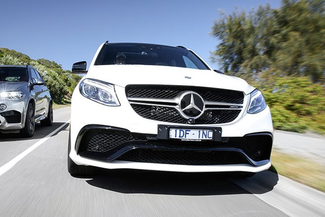 Mercedes-AMG GLE63 S