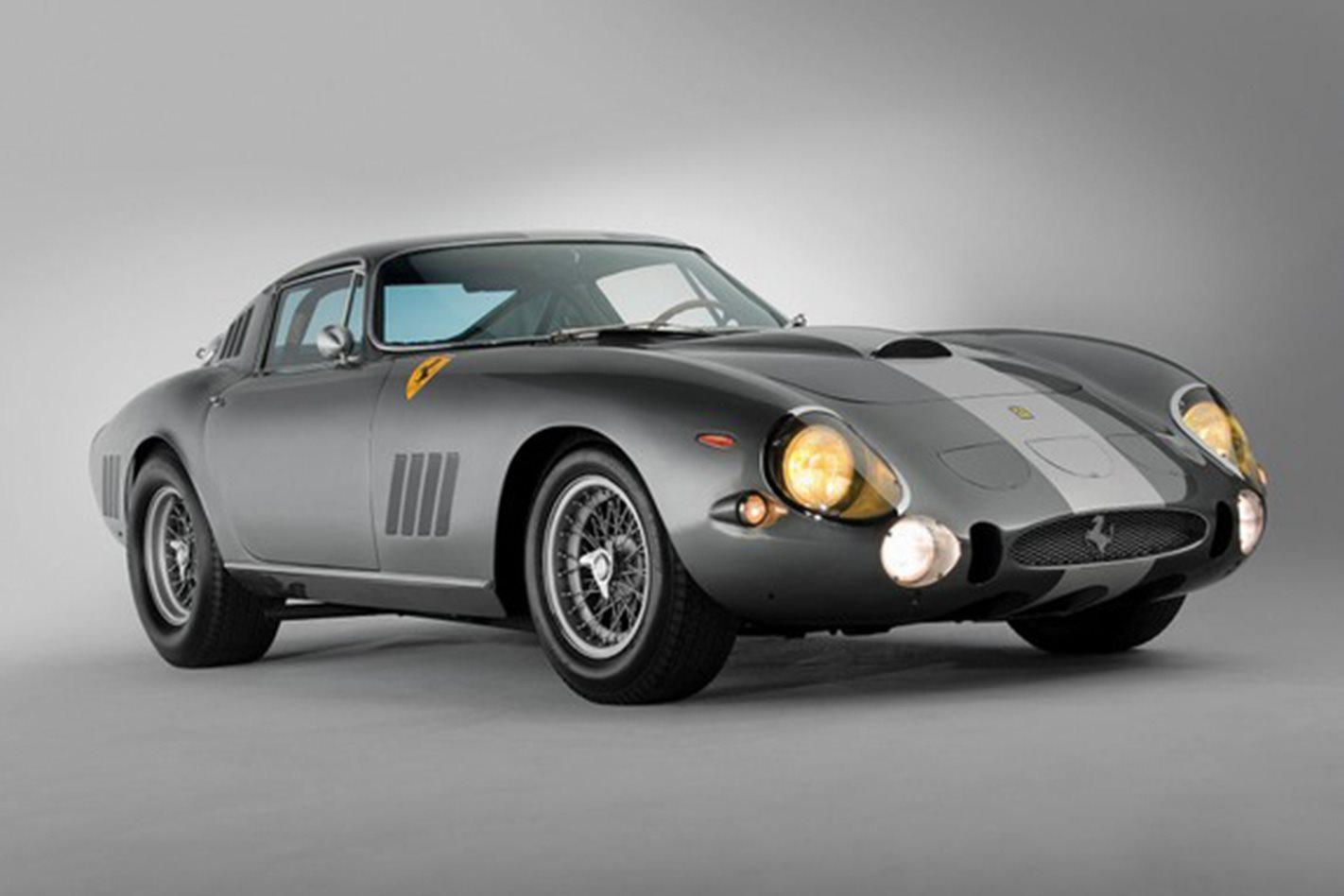 1965 Ferrari 275 GTB Competizione