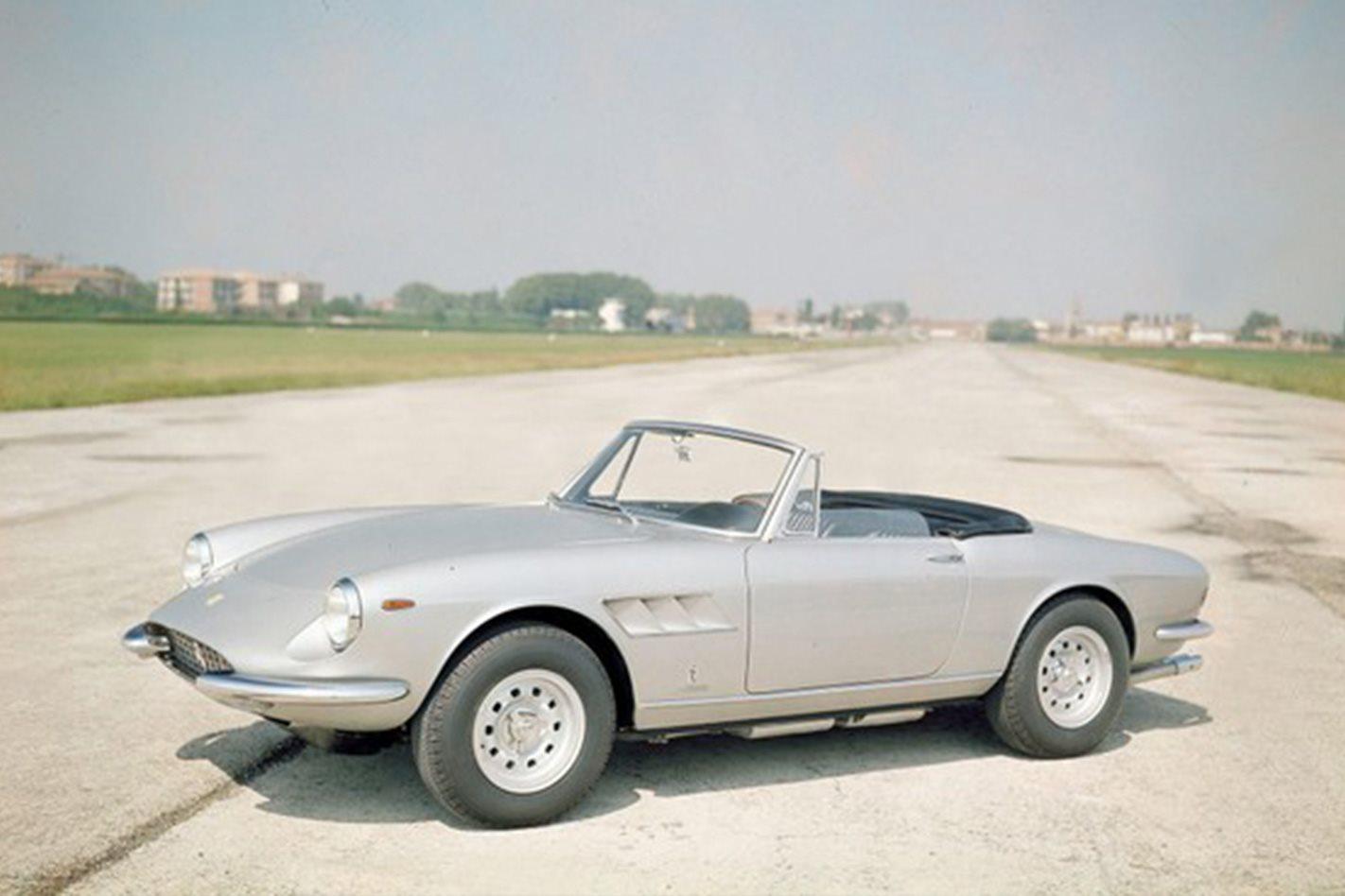 1966 Ferrari 330 GTS