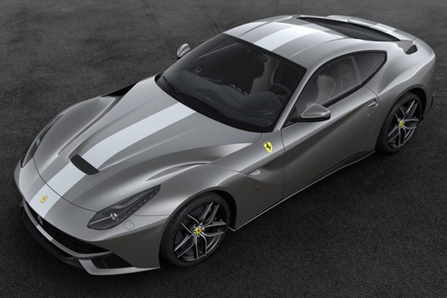Ferrari F12 Berlinetta retro livery 36