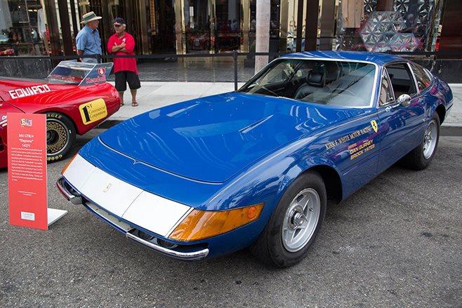 1970 Ferrari  365 GTB4 Daytona