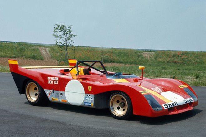 1972 Ferrari 312 P