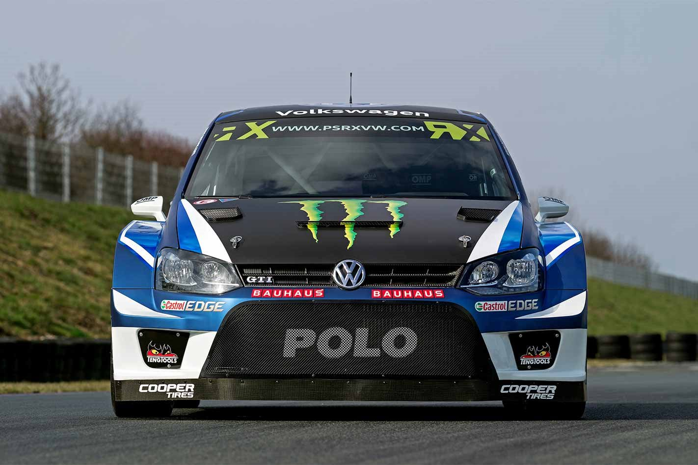 2017 vw polo world rx revealed. Black Bedroom Furniture Sets. Home Design Ideas