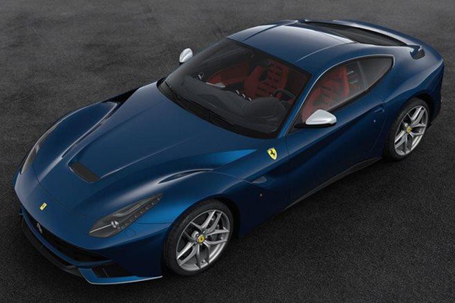 Ferrari F12 Berlinetta retro livery 42