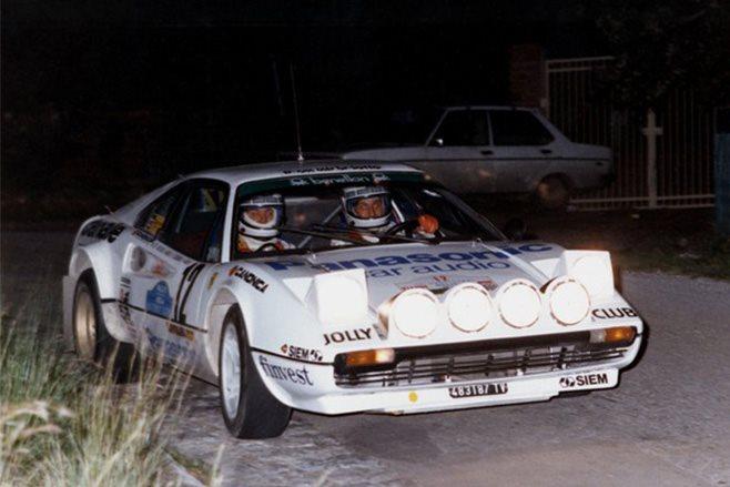 1982 Ferrari 308 GTB Rally