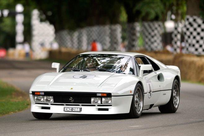 1984 Ferrari GTO