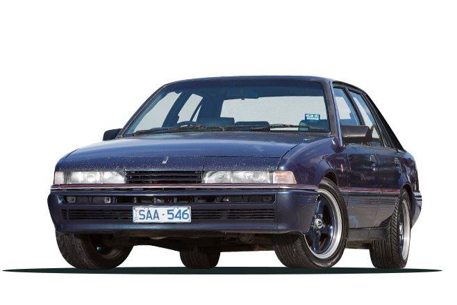 1988 HSV SV88