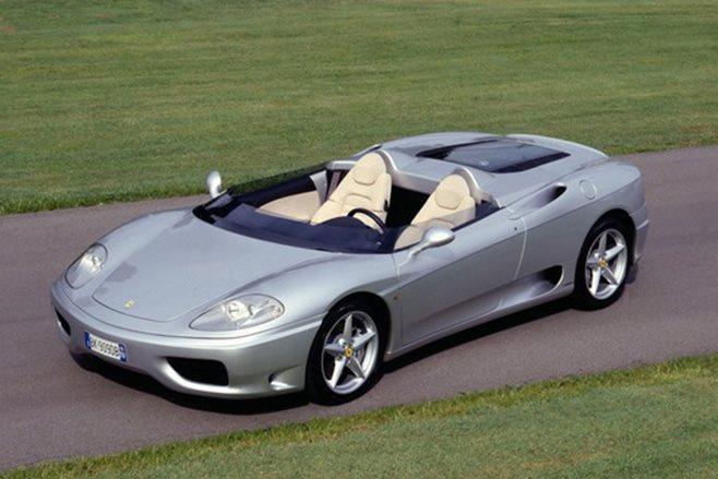 2000 Ferrari 360 Barchetta Agnelli