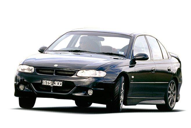 2000 HSV VT II GTS