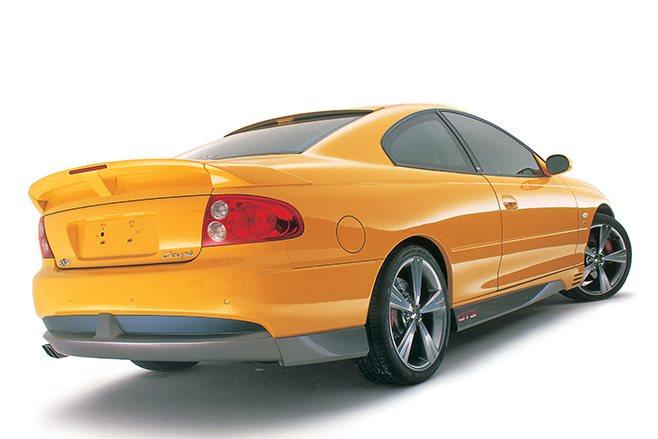 2002 HSV GTS COUPE