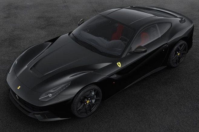 Ferrari F12 Berlinetta retro livery 55