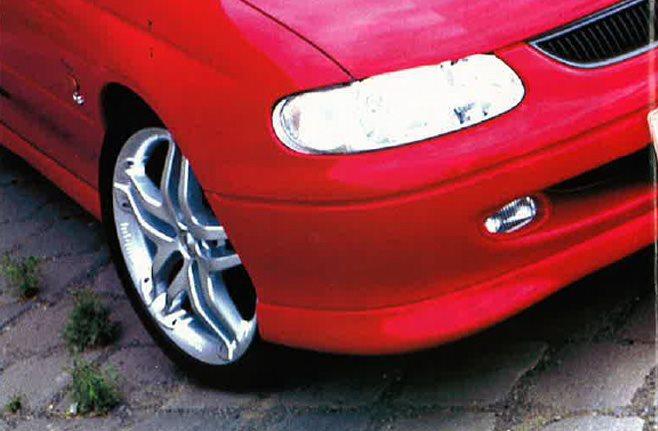 1998 Commodore VT wheels