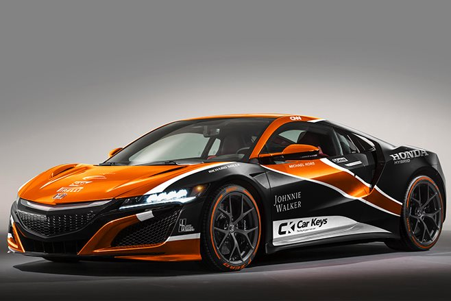 Honda-NSX-with-McLaren-livery