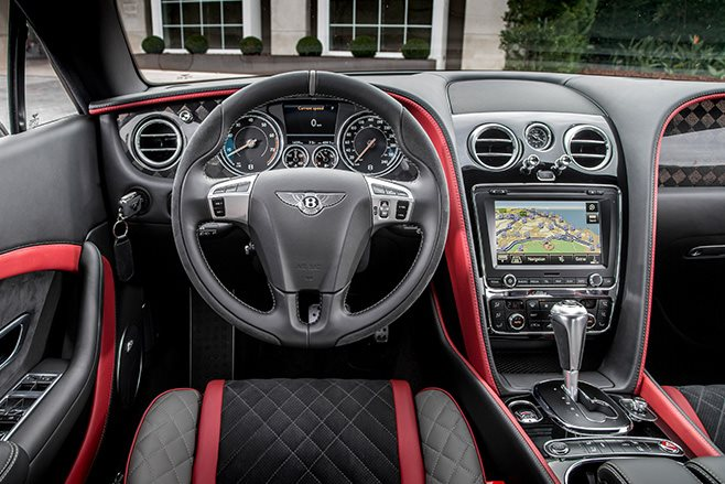 2017 bentley continental supersports review motor Bentley continental gt 2017 interior
