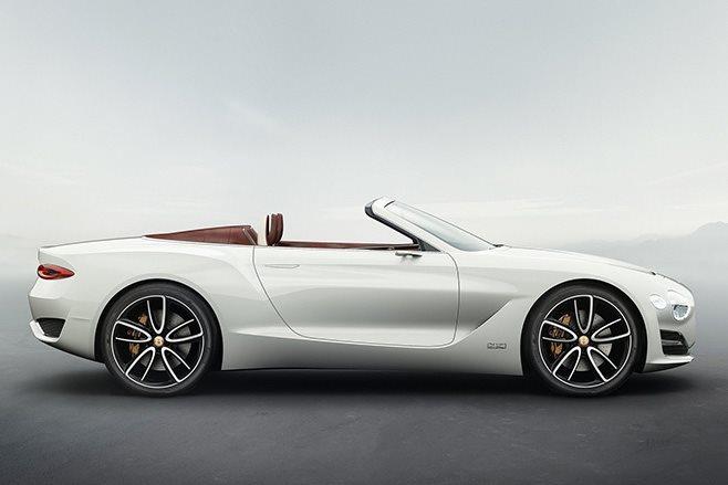 Bentley EXP 12 Speed 6e side