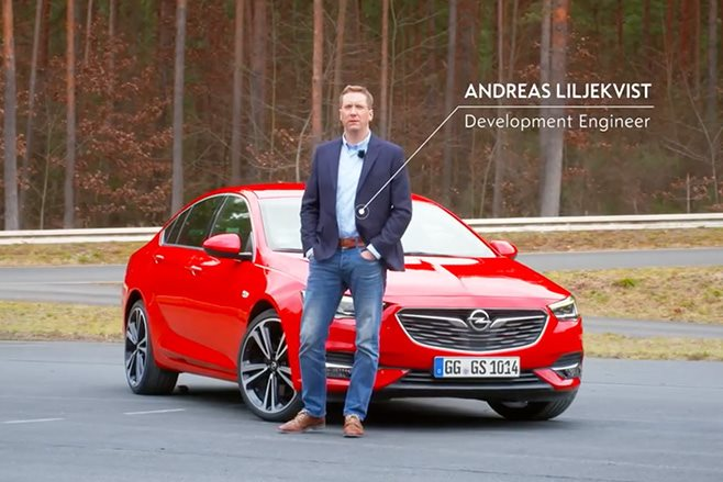 Andreas and Insignia