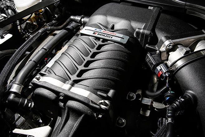 Roush engine