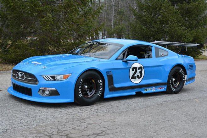 Mustang TA2