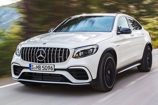 2017 Mercedes-Benz-GLC63