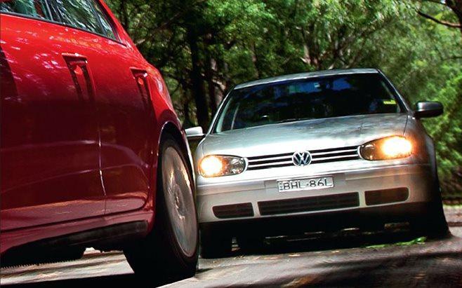 Volkswagen Golf Mk IV GTI vs Mk VI GTI comparison