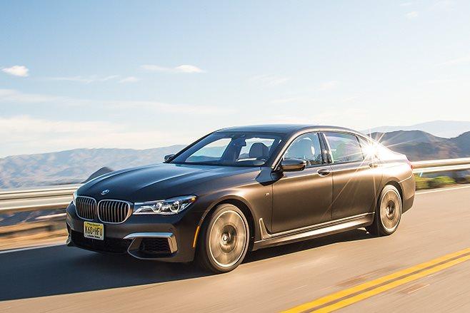 2017-BMW-M760Li front