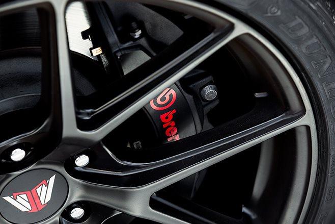 2017-Tickford-Ford-Mustang-GT wheels