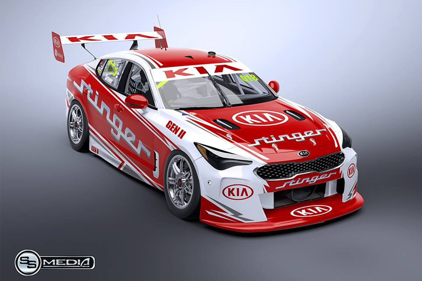 Holden Commodore To Keep For Supercars Motor