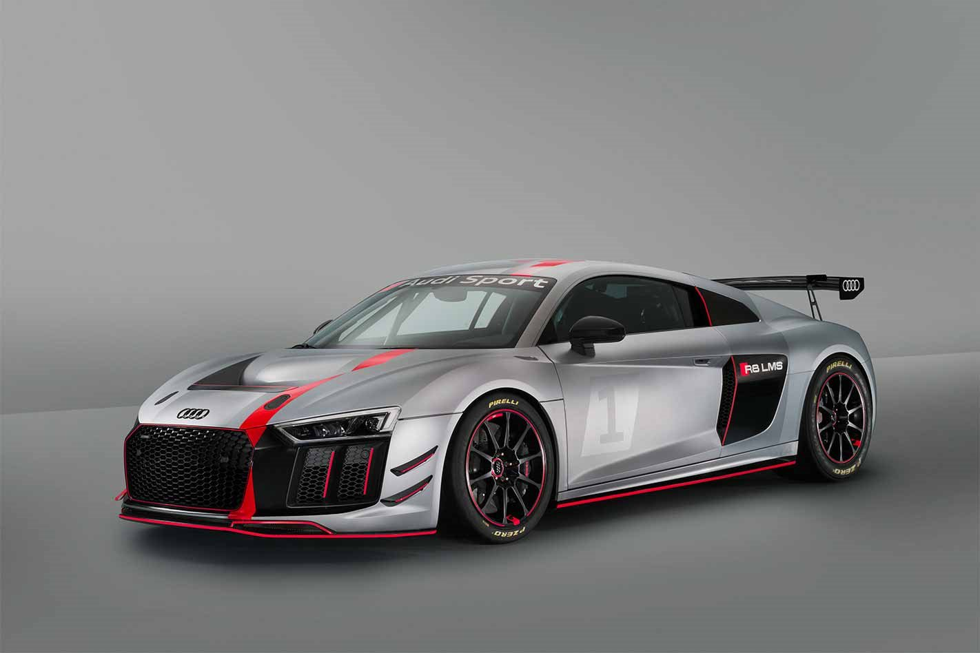 new york motor show 2018 audi r8 lms gt4 motor. Black Bedroom Furniture Sets. Home Design Ideas