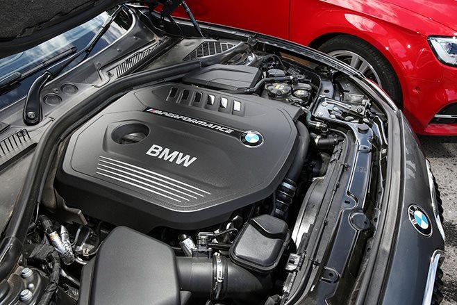 bmw m140i engine