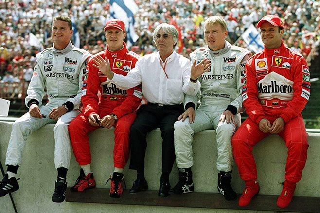 Goodbye Bernie Ecclestone 7