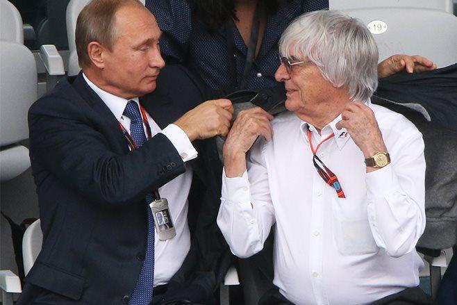Goodbye Bernie Ecclestone 9