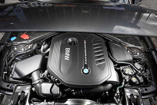 bmw's new 3.0 litre inline 6