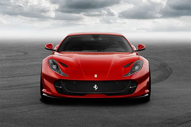 2017-Ferrari-812-Superfast-front