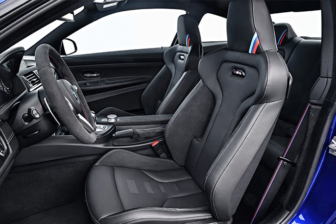 2018-BMW-M4-CS-interior-seats