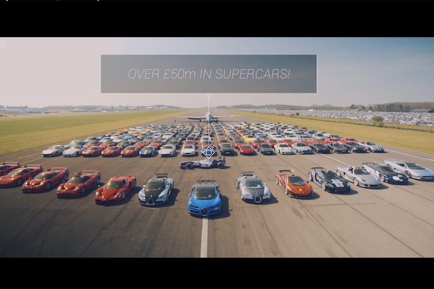 Supercar Driver Secret Supercar Meet Motor