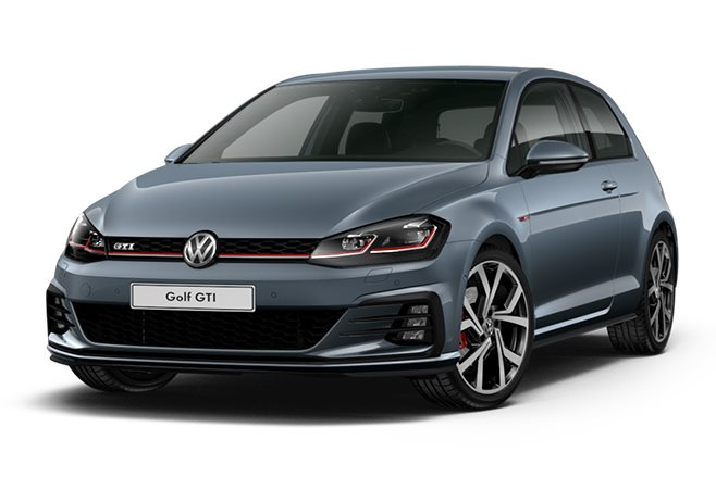 VW golf GTI 7.5 three door