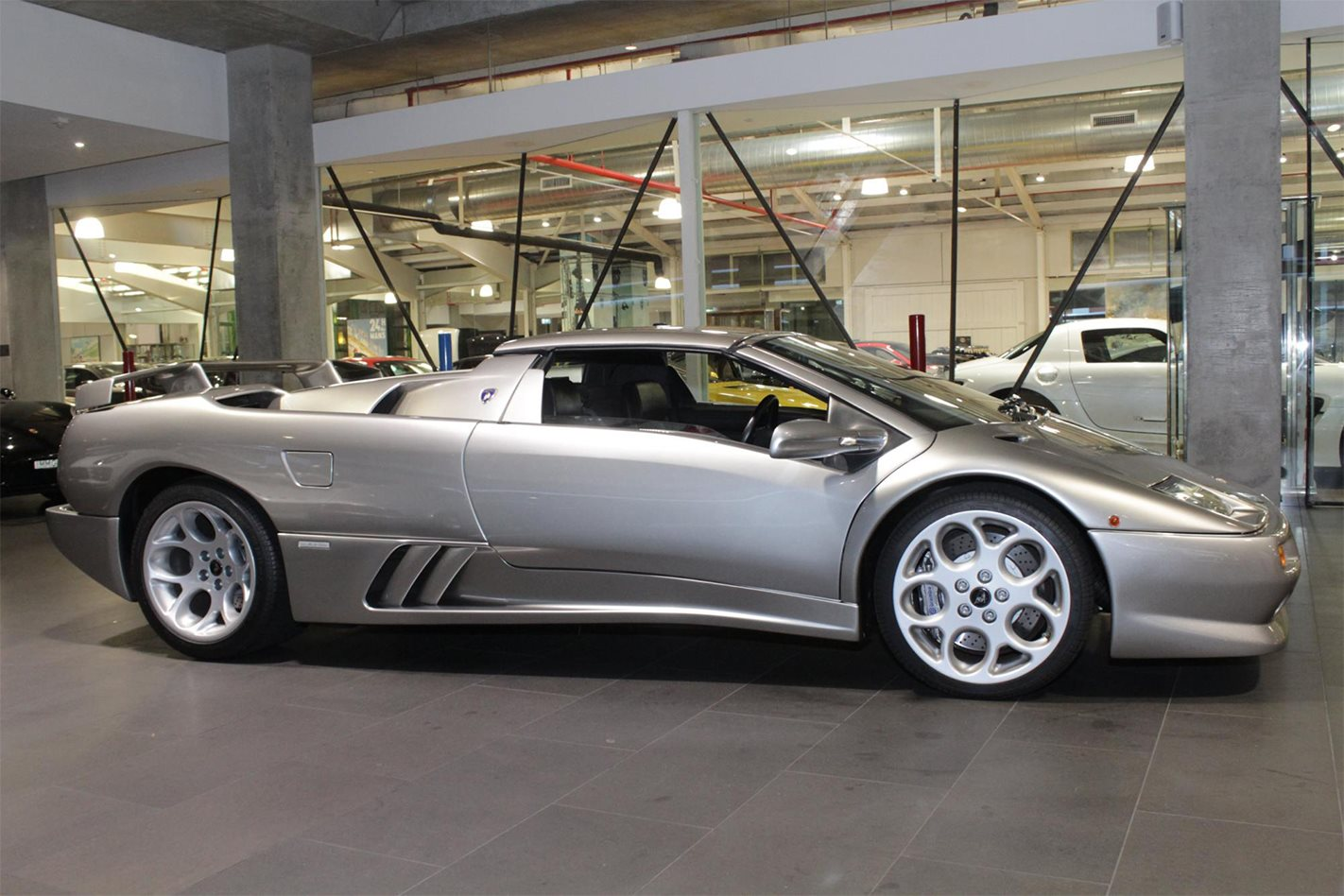 Super Rare Lamborghini Diablo For Sale In Australia Motor