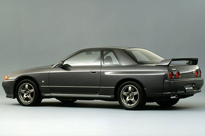 Nissan-Skyline-GT-R-R32-1991