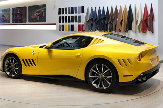 Ferrari SP 265 RW Competizione