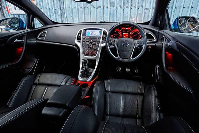 Holden Insignia VXR interior