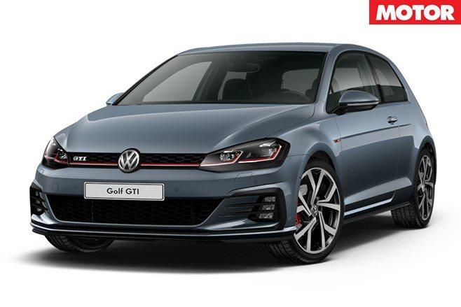 Volkswagen Golf GTI 7.5 Performance 1