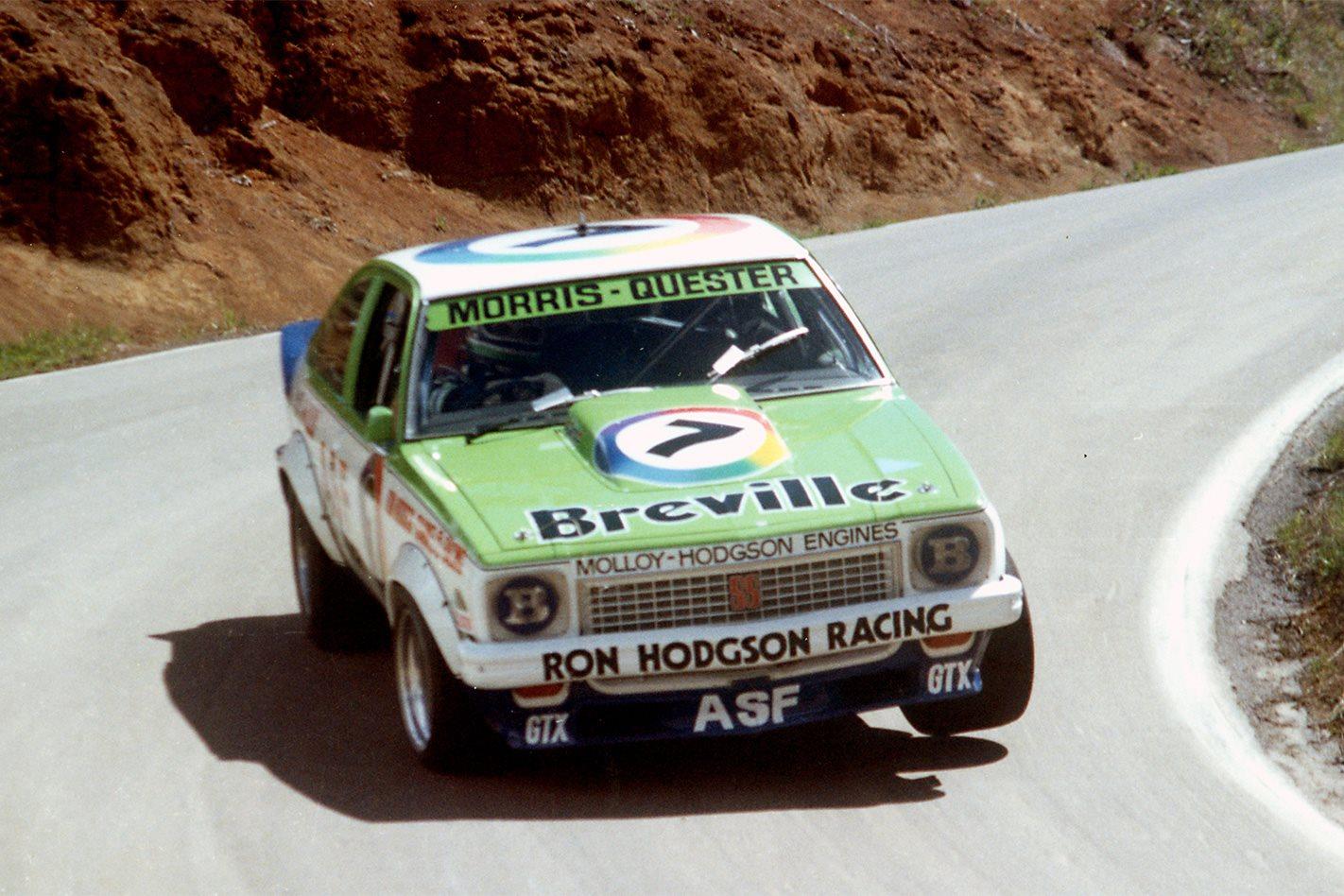 Bob Morris Holden Torana A9X Bathurst
