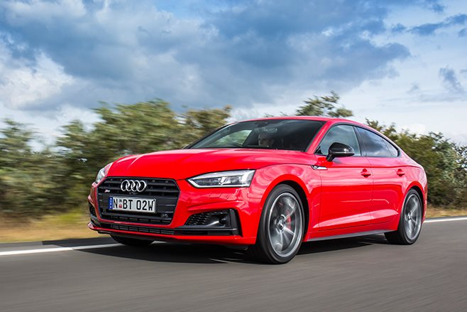 Audi s5 sportsback