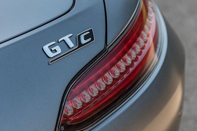 2017 Mercedes-AMG GT C Roadster